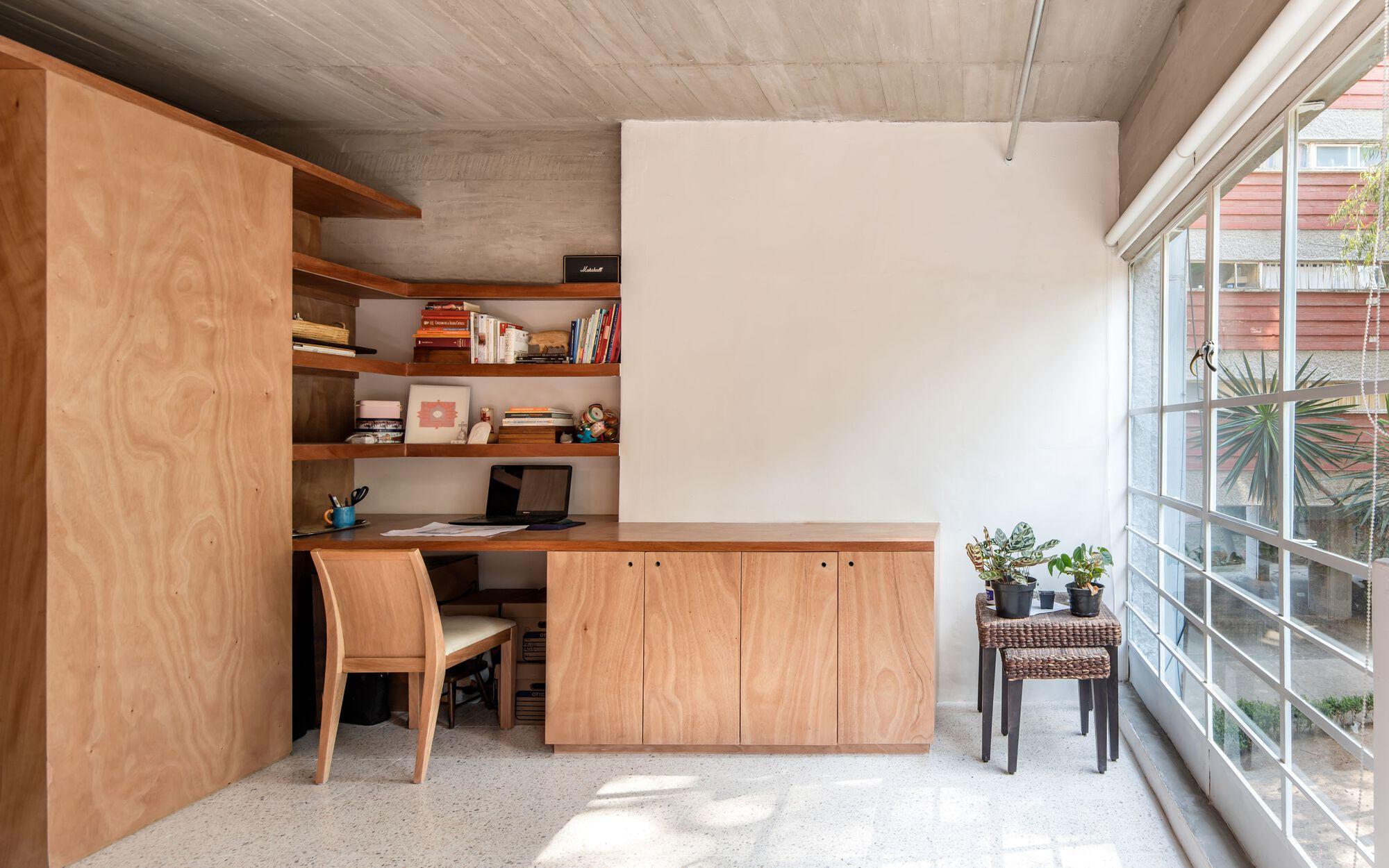 Multifamiliar Cupa Apartment Refurbishment / Escobedo Soliz