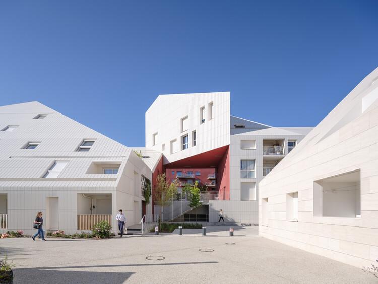 Edifício Residencial Ilot Queyries / MVRDV, © Ossip van Duivenbode