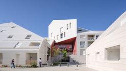 Edifício Residencial Ilot Queyries / MVRDV