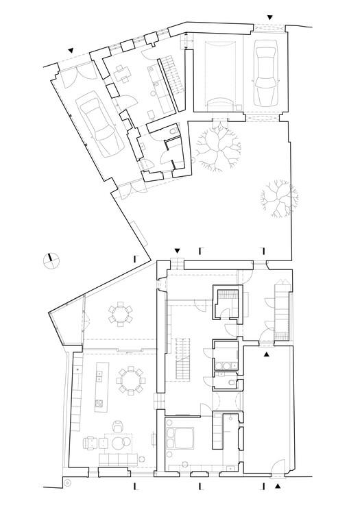 План - Дизайн первого этажа