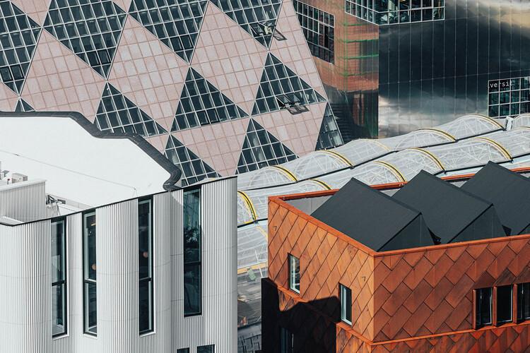 Design District de Londres abre sus puertas al público: Un nuevo hogar para las industrias creativas, © Taran Wilkhu