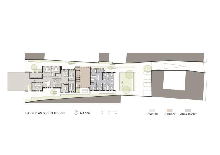Plan - Ground floor