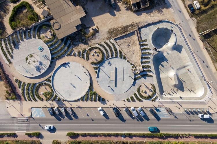 Instalações esportivas em Sant Francesc Xavier / MCEA | Arquitectura, © Gonzalo Ballester Rosique