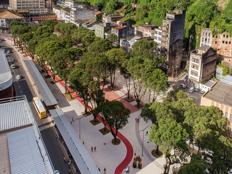 Requalificação Urbana da Praça Marechal Deodoro / Sotero Arquitetos, © Tarso Figueira