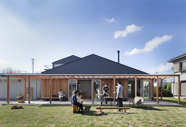 Cultivatable House / IN STUDIO, © Makoto Yoshida