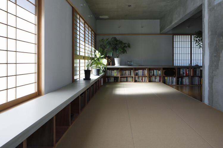 Flat in Kitashirakawa / IN STUDIO, © Takeru Koroda