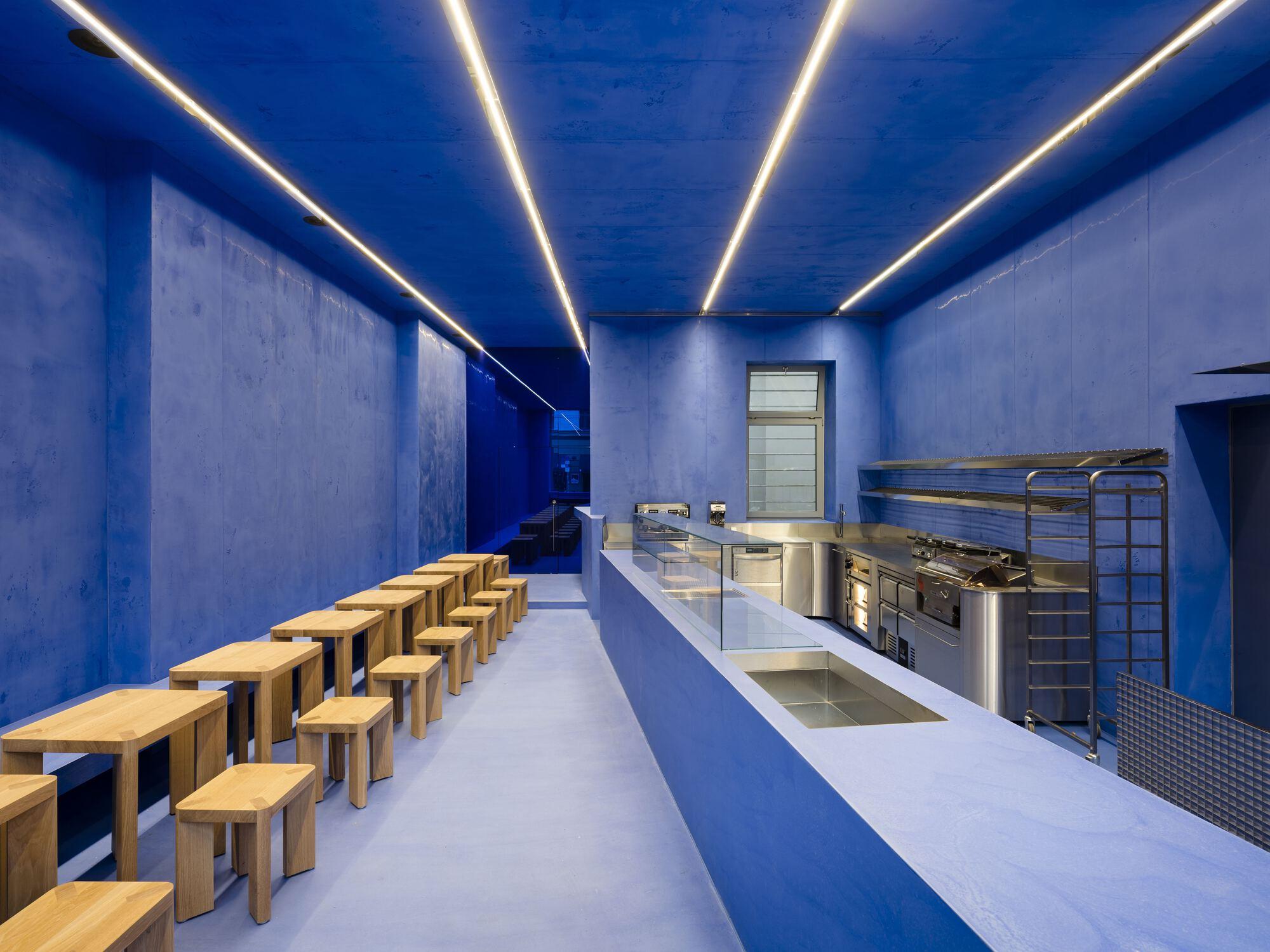 Aera Bakery / Gonzalez Haase Architects