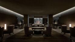 Jasmin Black Lounge / LABOTORY