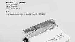 """Presentación libro """"Los Templos de la Modernidad"""""""