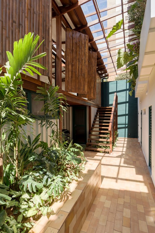 Casa Sagarana / Estudio Pedro Haruf + Cristiane Salles Arquitetura & Design, © Dentro Fotografia