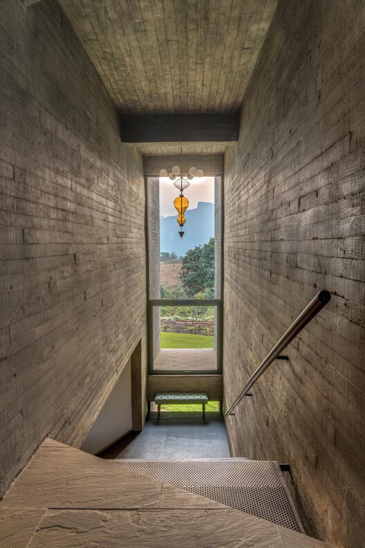 Casa nas Nuvens / Исследование и исследование дизайна.  Изображение © Fabien Charuau