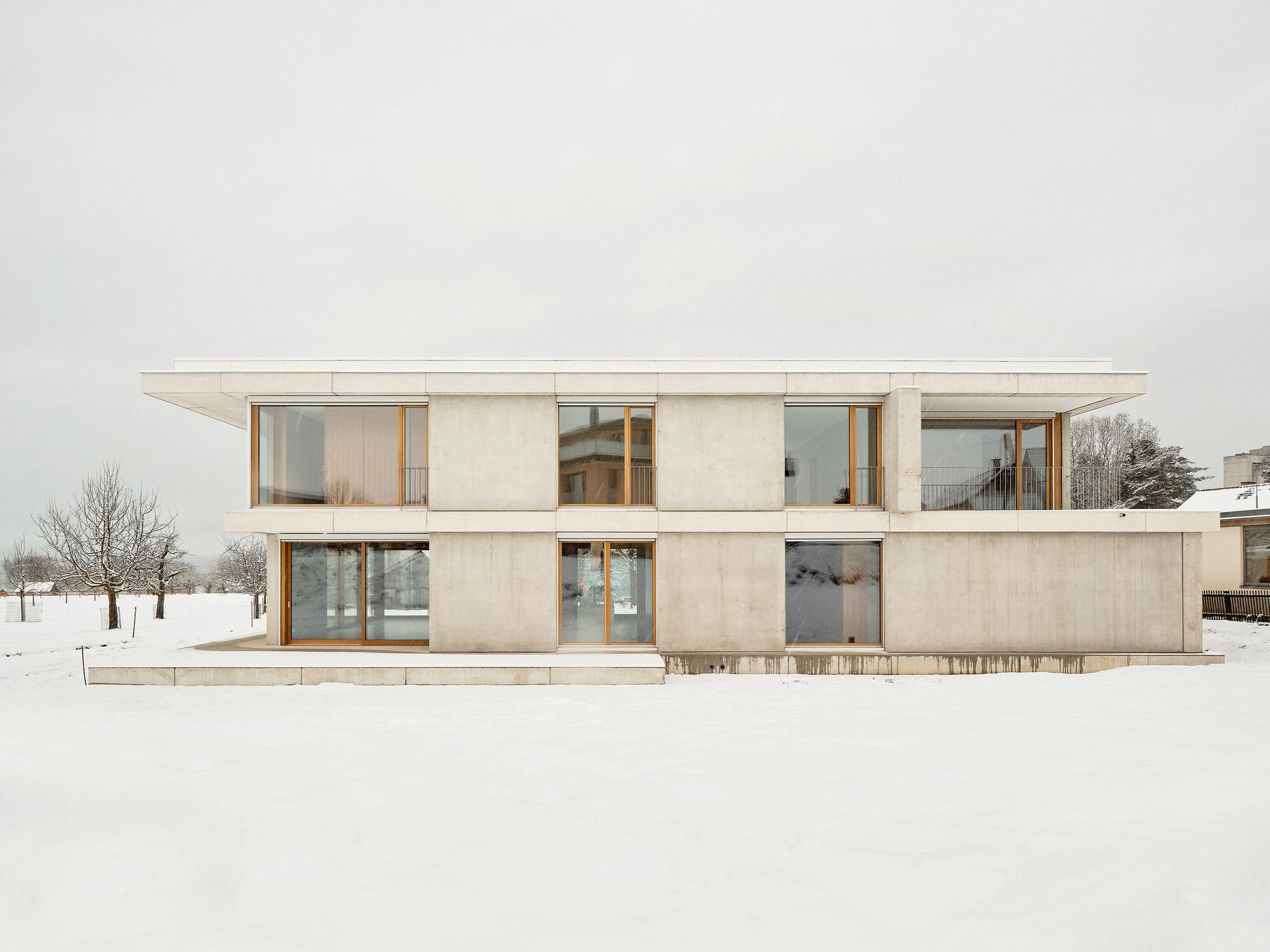 House F / Tom Munz Architekt