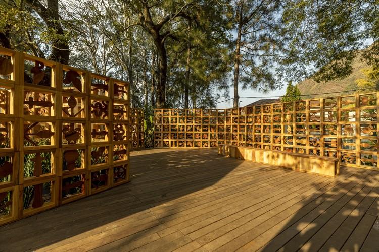 Instalação ṣiré (Xirê) / Greco Design, © Rafael Motta