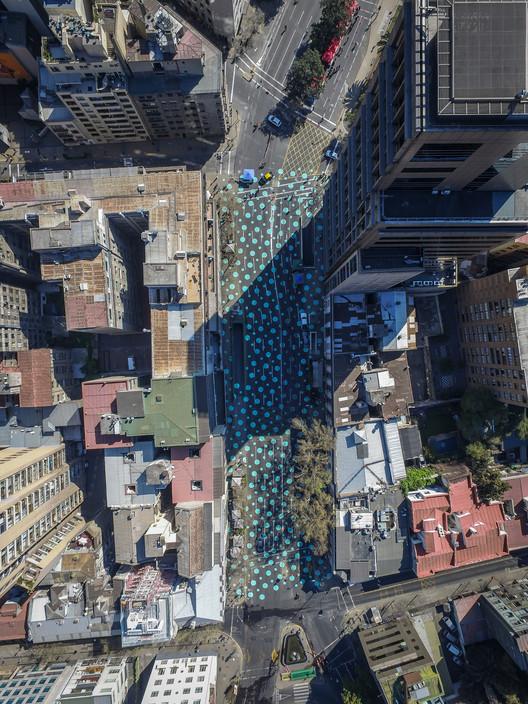 Calles Compartidas de Ciudad Emergente, entre ganadores del premio Scroll of Honour de ONU-Hábitat 2021, Santiago, Chile. Image Cortesía de Laboratorio de Innovación Urbana Ciudad Emergente