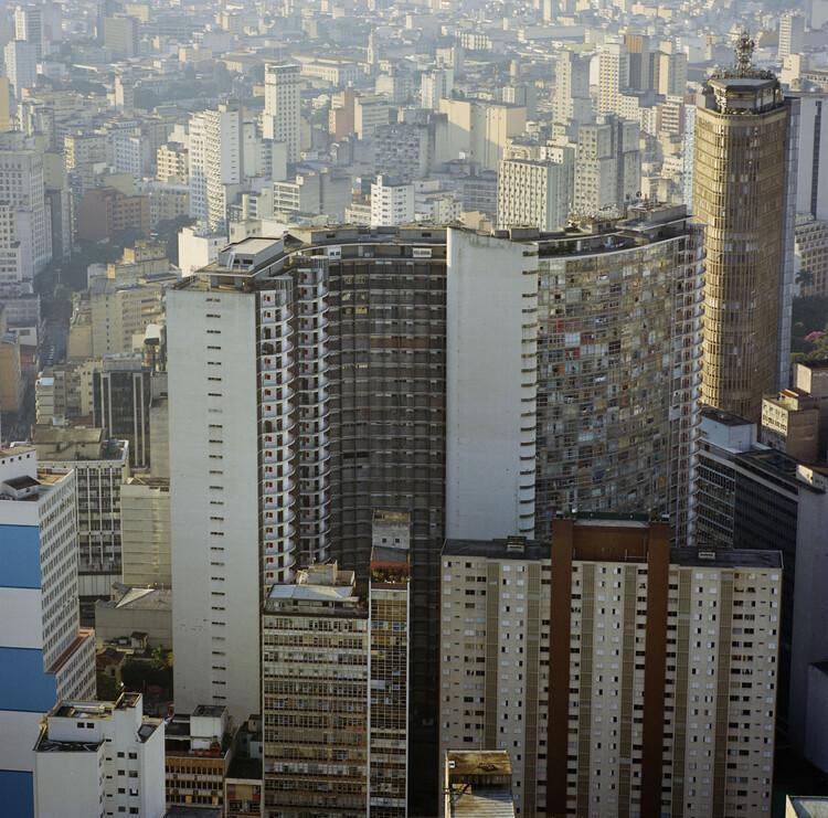 Edifício Copan / Oscar Niemeyer. Imagen © Nelson Kon