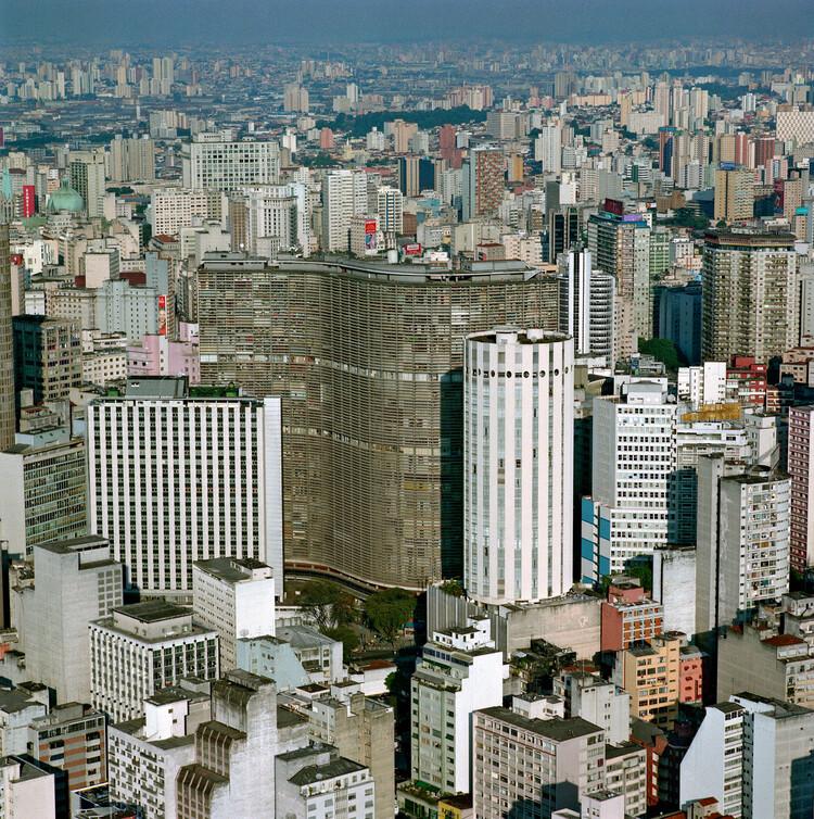 Edifício Copan de Oscar Niemeyer terá fachadas restauradas, Edifício Copan / Oscar Niemeyer. Image © Nelson Kon