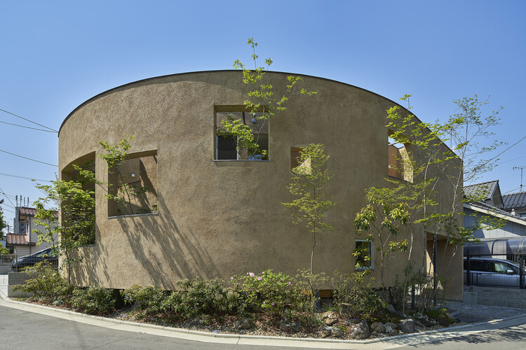 PeacoQ House / UID Architects, © Koji Fujii / TOREAL