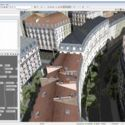 Courtesy of User interface of City Engine