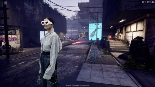 Courtesy of Balenciaga Launches a Video Game for Its Fall 2021 Collection