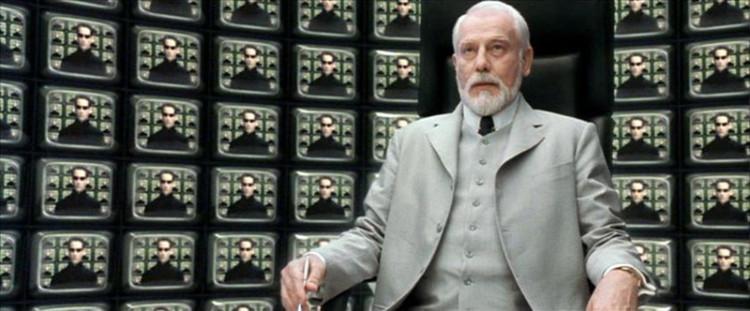 "Courtesy of Movie ""The Matrix"" Screenshot"