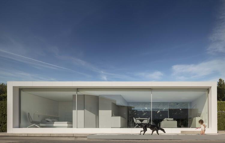 N70 NIU House / Fran Silvestre Arquitectos, © Fernando Guerra | FG+SG