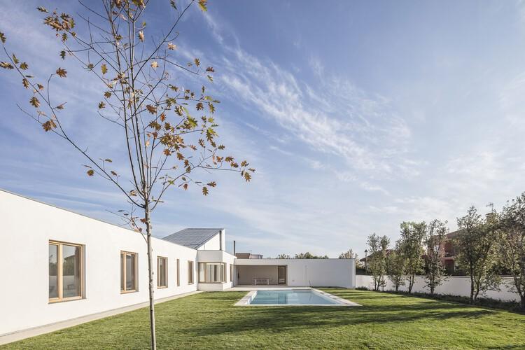 Casa en Cabanillas del Campo / Taller Abierto, © Montse Zamorano