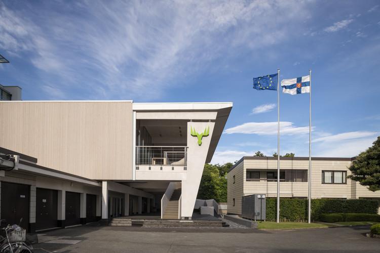 Metsä Pavilion / Helin & Co Architects, © Business Finland/PA Asikainen