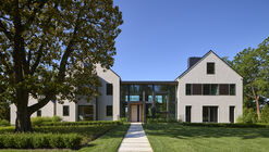 Haddonfield House / Krieger + Associates Architects