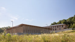 Municipal Technical Center / Brenas Doucerain Architectes
