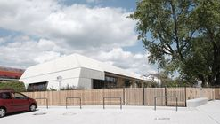 Kindergarten am Endbachweg in Poing / Kunze Seeholzer Architekten