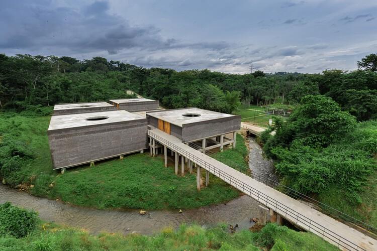 Centro de desarrollo comunitario en Tapachula / Laboratorio de Acupuntura Urbana