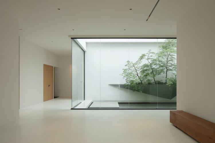 Интерьер.  Изображение © Чжи Ся