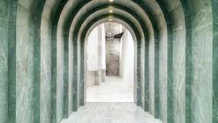 Showroom Roca Tile en Cersaie 2021 / Masquespacio