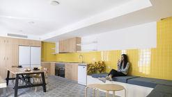 Residencia de estudiantes en Getafe / OOIIO Arquitectura