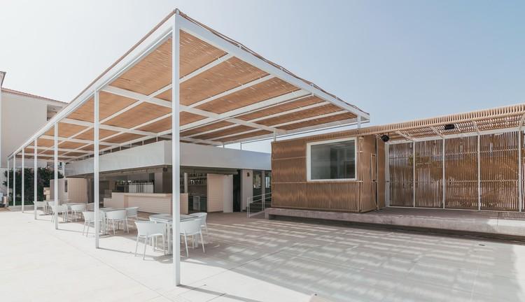 Remodelación hotel Parque la Paz / equipo olivares arquitectos, © Flavio Dorta