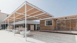 Remodelación hotel Parque la Paz / equipo olivares arquitectos