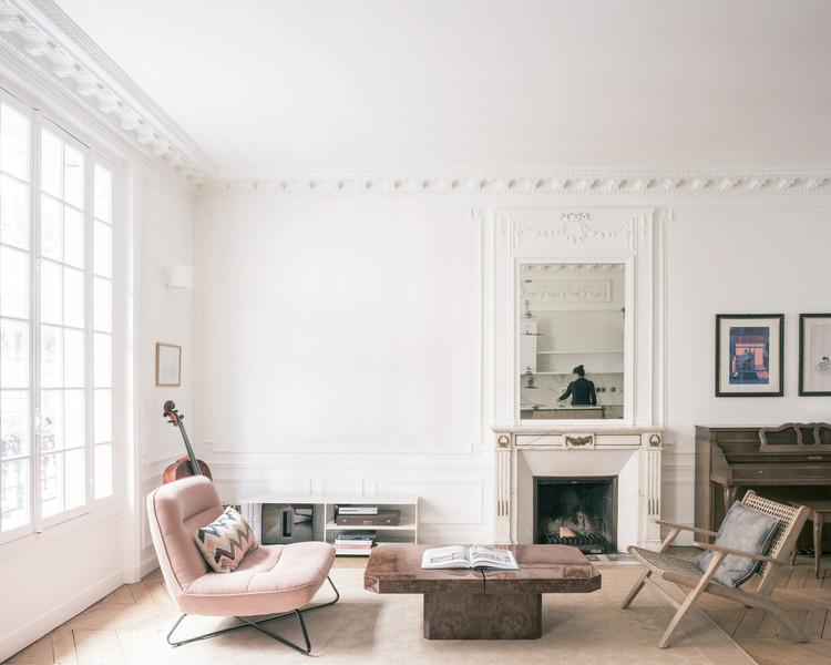 Chaptal Residence / Nathalie Eldan Architecture. Image © Lorenzo Zandri