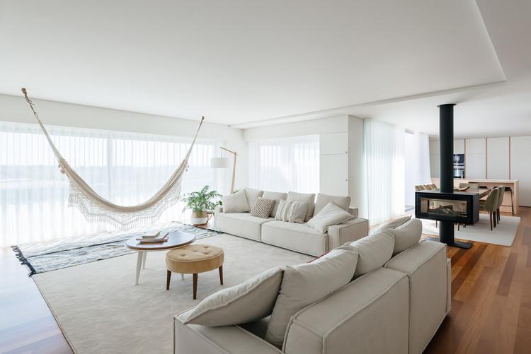 Patio Apartment / RAS·A. Image © do mal o menos