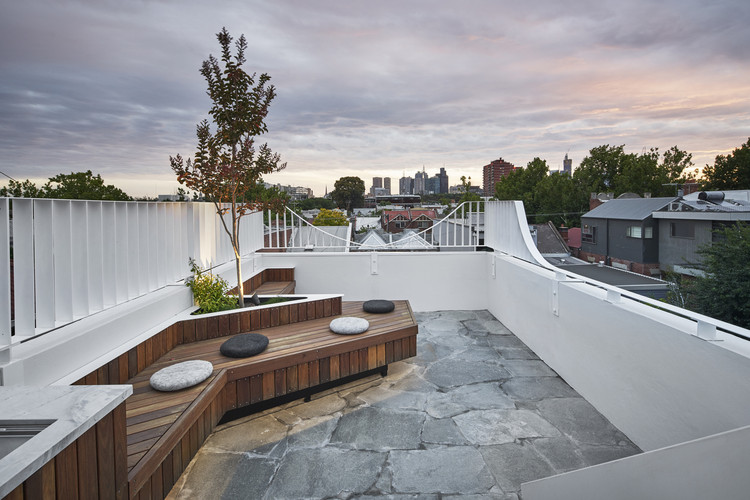 Fitzroy Terrace House / Taylor Knights. Image © Peter Clarke
