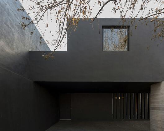 Casa tres cubiertas / ARKRAFT