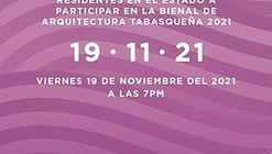 XV Bienal de Arquitectura Tabasqueña