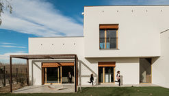 Canyes House/ undos arquitectura cooperativa