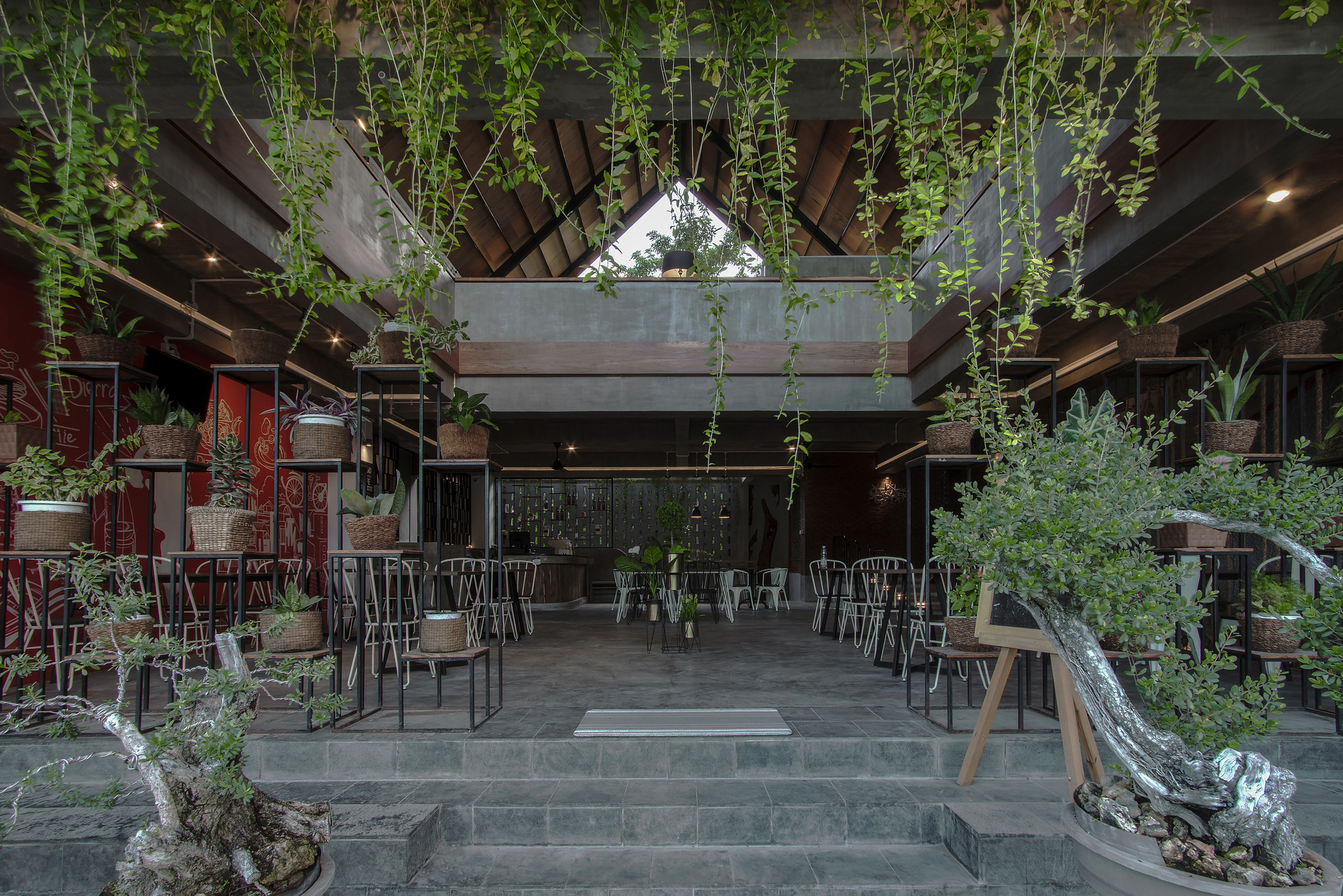Dierra Café / MIV Architects