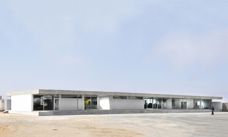 Operasi Industri NM / Ruiz Pardo - Nebreda, © Marcelo Ruiz Pardo