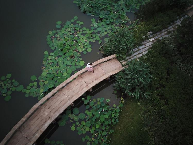 Парк пагоды Тонган Венби |  Наружная городская планировка.  Изображение предоставлено iF DESIGN AWARD