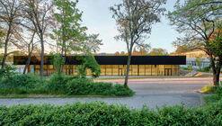 Kaltensteinhalle - Timber Sports Hall / Dietrich   Untertrifaller Architekten