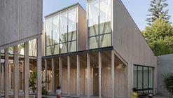 Kindergarten Bambú / Gonzalo Mardones Viviani
