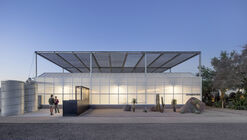 Hazel Hare Center for Plant Science / 180 Degrees Design + Build + colab studio