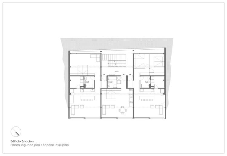 План - Второй этаж