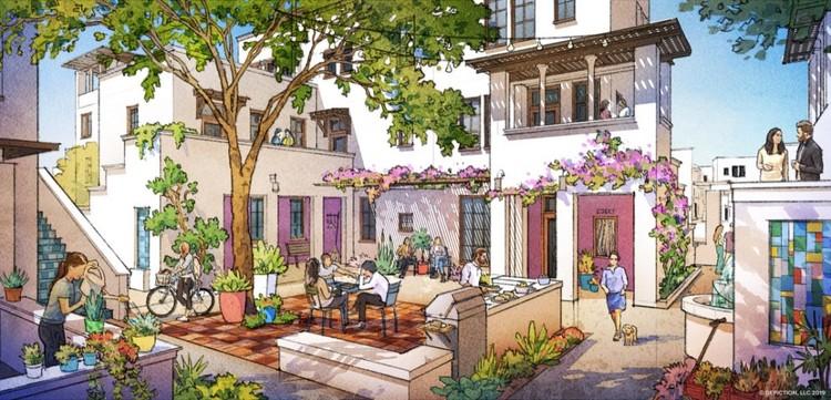 ¿Necesitamos construir más viviendas intermedias en nuestras ciudades?, via Missing Middle Housing
